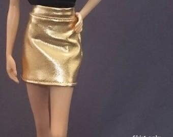 Skirt for Barbie,Muse barbie,LIV dolls, FR, Silkstone - No.0506