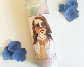 Lana Del Rey Bad Bxtch Candle
