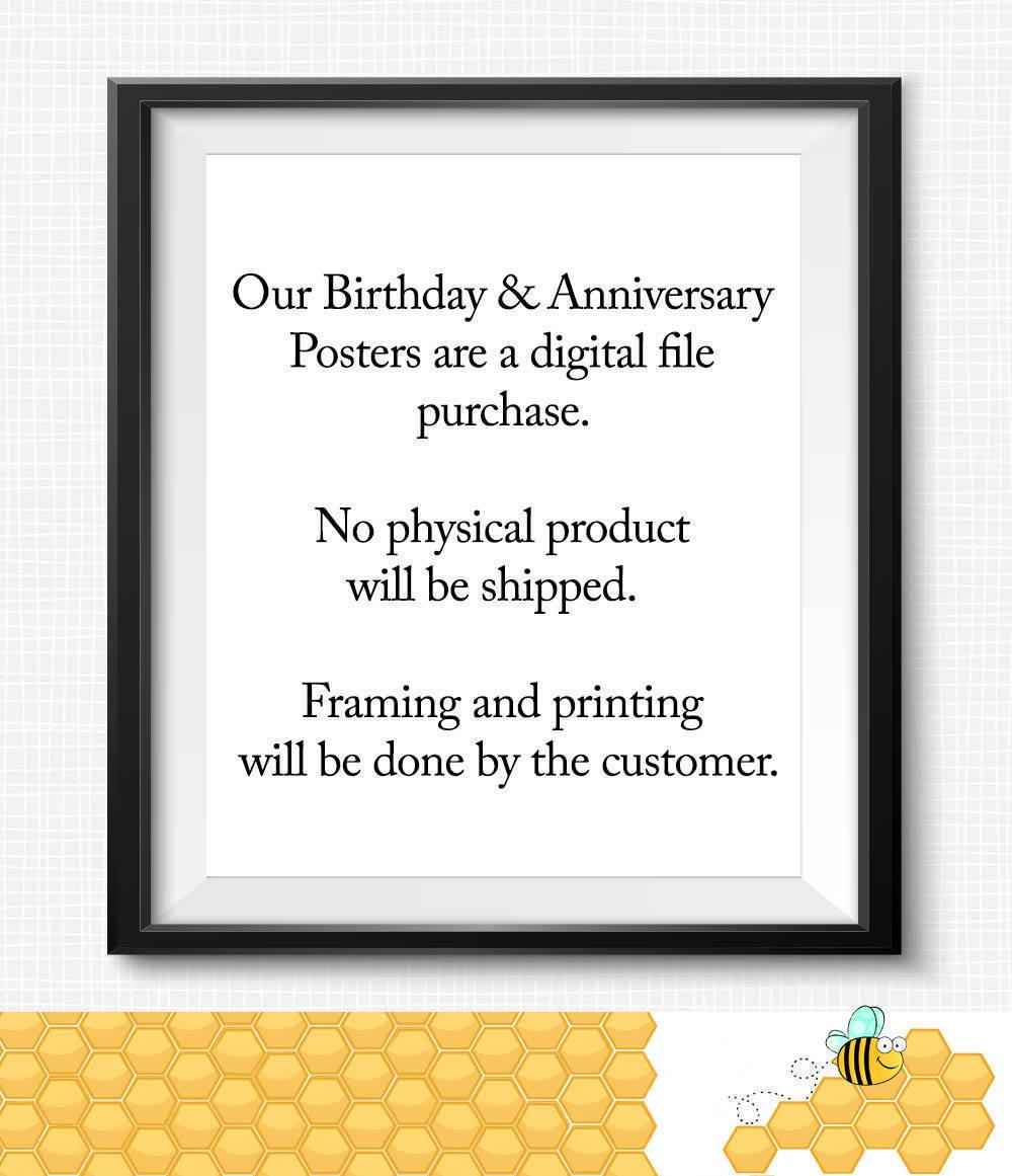 Anniversary Invitation Poster Choice Image - Invitation Sample And ...