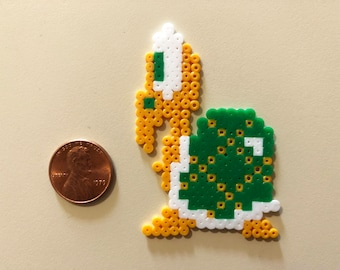 Koopa Troopa Mini Bead Sprite