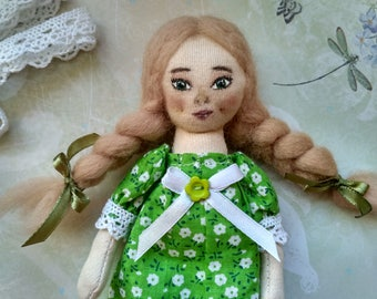 Collectible dolls for girls Cute dolls Rag cloth fabric doll Baby doll toys Cool toys for girls Toys for 5 year old girl Kids toy sale