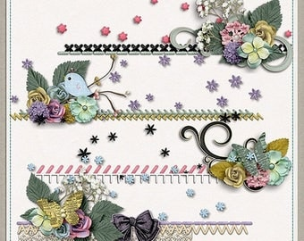 ON SALE NOW 65% off Beauty Stitched Clusters