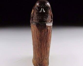 Daruma  Wood Carving, Koedo
