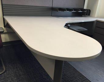 Herman Miller L shape Desk