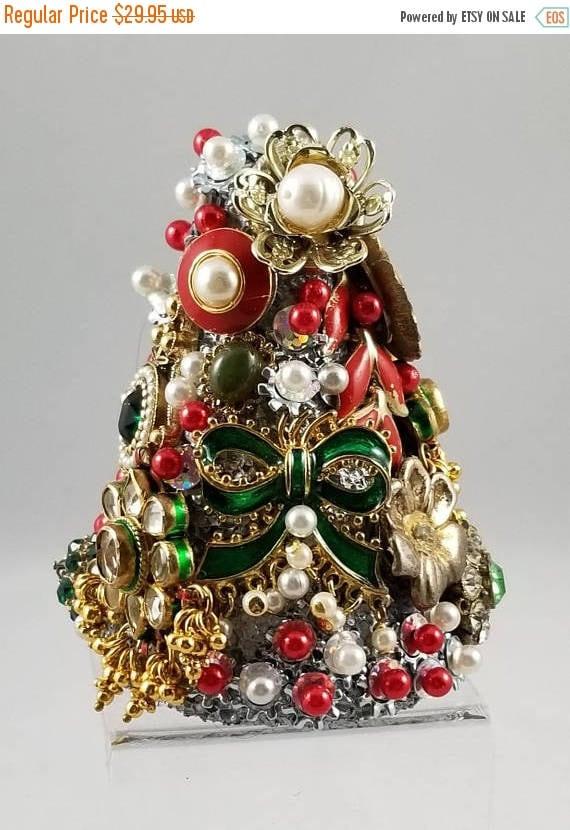 Vintage  Mini Christmas  Tree