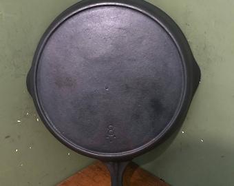 Favorite piqua ware, number 8, heat ring, unmarked