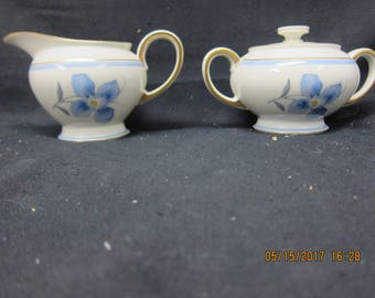 Rosenthal Winifred Creamer and Sugar