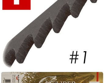Super Pike Brand Jewelers Swiss Sawblades #1 Gross (49.548)