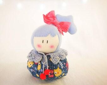 Beeza doll - cloth doll - rag doll - safe doll