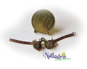 Miniature Steampunk Goggles