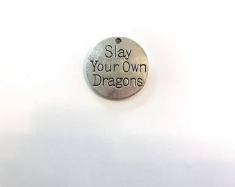 Slay Your Own Dragons Needle Minder
