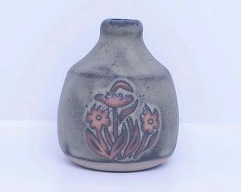 Vintage Cornish Tremar Pottery Vase