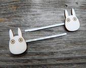 Totoro Bobby Pin Set