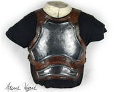 Leather and steel light m...