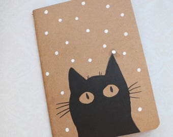 "sketchbook - notebook Kraft ""cat"""