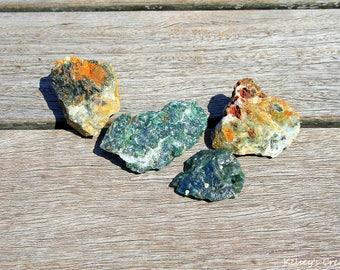 Rough Ocean Jasper | Healing Stone | Healing Crystal | Spiritual Stone | Rough Stone | Gemstone |
