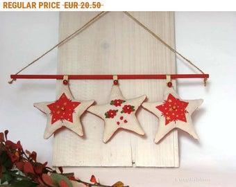 Summer Sale , Christmas Decoration- Christmas Decor- Rustic Christmas-