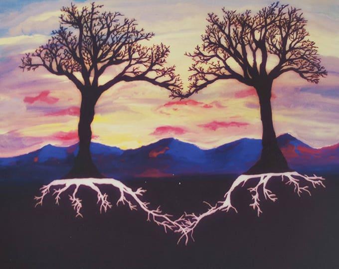 Tree's Print
