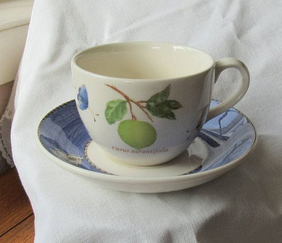 Wedgwood Sarah's Garden Cup and Saucer 6 Available