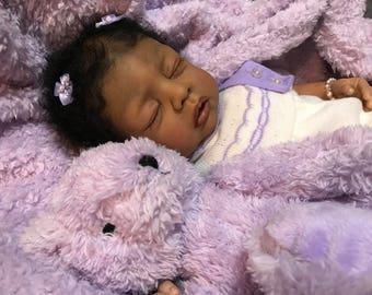 Reborn  baby Girl Kimyata Nicole