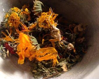 Spring Peeper Tea