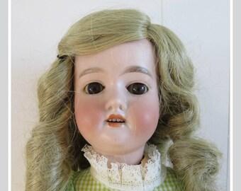 "Sweet Armand Marseille 390 ~ 18"" Antique Bisque AM Doll"