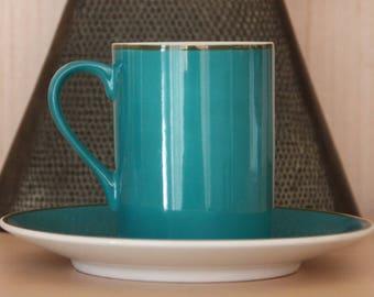 1960's Schmid Kreglinger 'Kelco'  Demitasse coffee/ tea cup and Saucer
