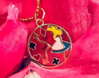 Oh! Alice! Alice in Wonderland Necklace