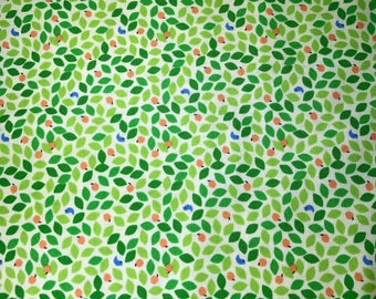 Debra Gabel of www.zebrapatterns.com.  Little green leaves