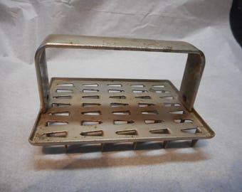 Vintage All Metal Hand Meat Tenderizer