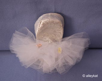 Vintage Barbie Ballerina Tutu, Fashion #989, Near Mint