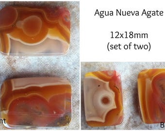 Agua Nueva- 12x18mm (set of two)