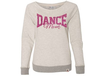 DANCE MOM SCRIPT Premium French Terry