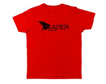 Indiana Jones: The Raven Bar Mens Fit T-shirt