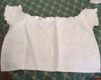 Antique Baby Blouse