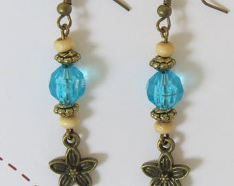 Cute Fleurette earrings