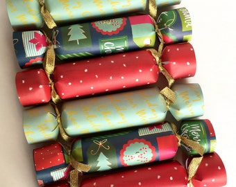 Christmas crackers etsy christmas crackers christmas poppers solutioingenieria Gallery