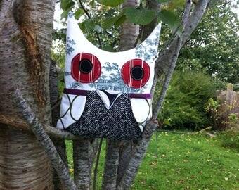 Plush Stuffed OWL-
