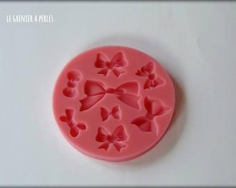 BOW mold created polymer clay mold