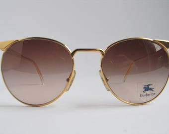Burberrys of London vintage sunglasses made in France in the 80's.