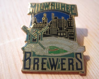 Vintage Milwaukee Brewers Collectable 1994 Limited Edition MLB Lapel/ Hat Pin