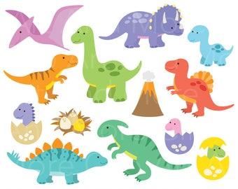 Dinosaur Clipart Dinosaur Clip Art T Rex Clipart Baby Dinosaur Clipart Tyrannosaurus rex Dino Clipart Raptor clipart dinosaur kid clipart