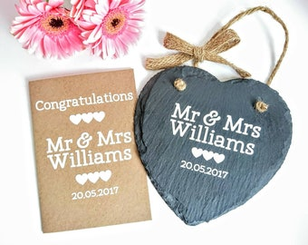 MR AND MRS sign, personalised wedding gift, rustic wedding gift, newlywed gift, gift for couple, wedding present, gift for couple, gift idea