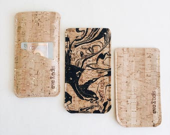 iphone 7 case, marble phone case, cork fabric, iphone 6 case, iphone case, fairphone case, marble iphone 6, cork iphone case, every phone