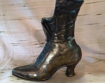 Victorian Metal Boot