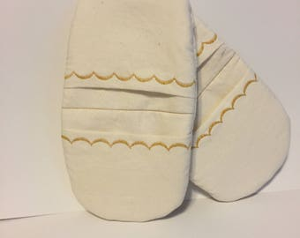Set of Microwave Mitts (Potholder)