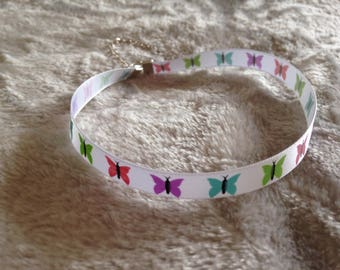 Butterfly Choker/Day Collar