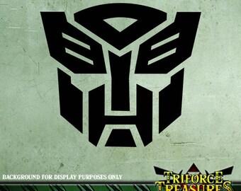 "Transformers ""Autobot"" Sticker / Decal"
