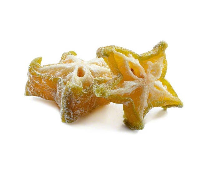 Dried Star Fruit (Sweetened)