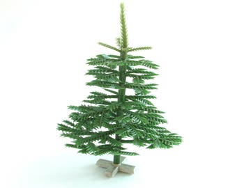 Vintage Artificial Christmas Tree Etsy - Artificial Mini Christmas Trees